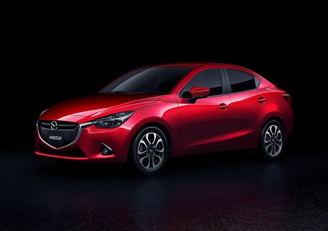 Mazda aims to lead the compact sedan segment Not much time has passed since the launch of the compact Mazda 2 and behold, the Japanese come to surprise us with a new model, the 3V compact version!  It seems that the Japanese have serious plans for this segment more so that her ancestor, model 121 has enjoyed enormous success. The new model...