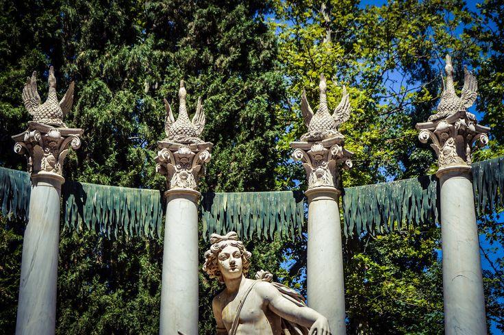 Fuente de Apolo, Jardín del Principe (Aranjuez - Spain)