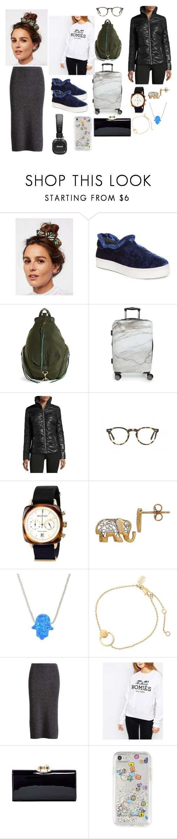 """""""✌🏻 Out Israel :("""" by design360 ❤ liked on Polyvore featuring Free People, Opening Ceremony, Rebecca Minkoff, CalPak, Marc New York, Oliver Peoples, Lord & Taylor, Polo Ralph Lauren and Ted Baker"""