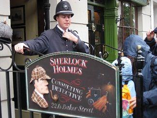 El Museo Sherlock Holmes en Londres