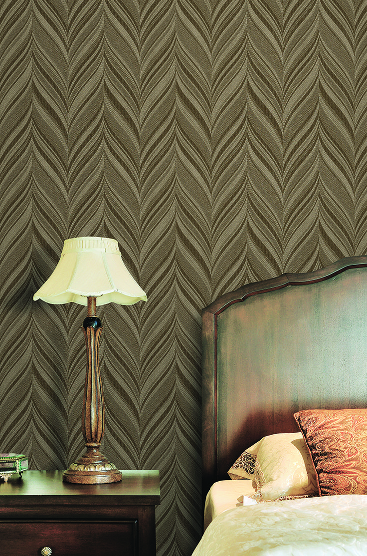 The floral wallpapers are also available in a number of colours and designs. Sometimes choosing the right colour could get a little tricky.