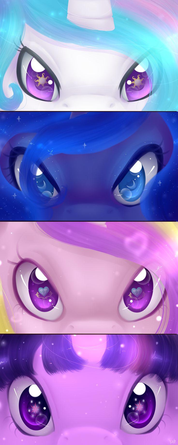 Princess Eyes by Neko-luvz on DeviantArt