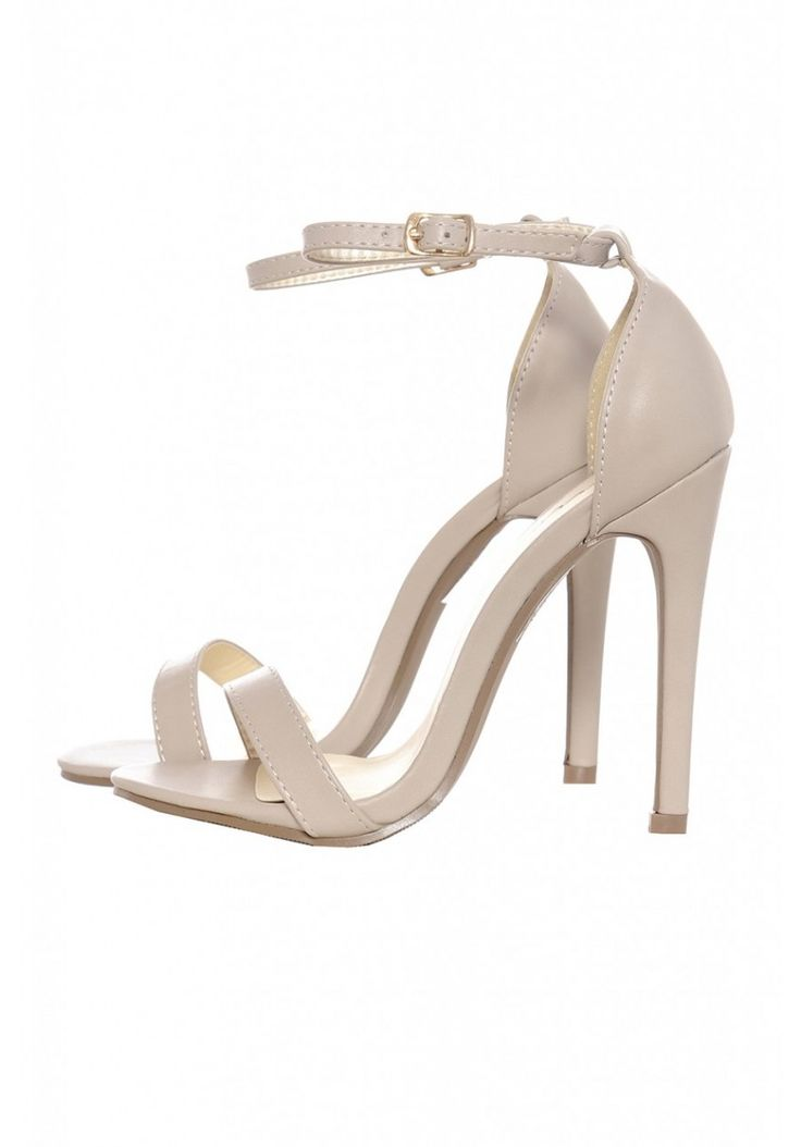 SIMPLE STRAPPY HEELS #fashion #style #trend #onlineshop #shoptagr