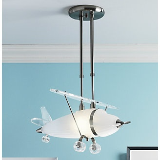 76 best images about airplane nursery on pinterest for Boys bedroom light fixtures