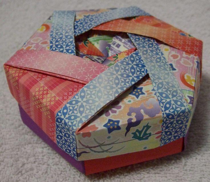Origami box 4 by RazorCrow