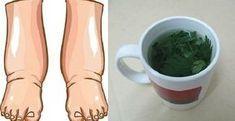 si tienes pesadez, sensación de cansancio y calambres en tus piernas, prueba este maravilloso té de perejil para aliviar el malestar en tus piernas...