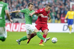 Cologne and Hertha Berlin will both be aiming to climb away from the Bundesliga relegation zone when they meet on Saturday.