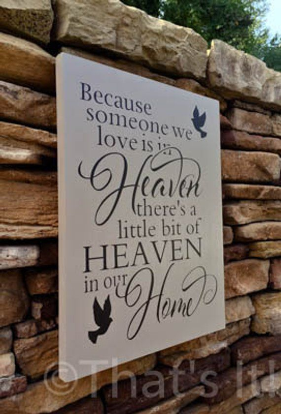Loss of a loved one, personalized, hand painted, wood sign