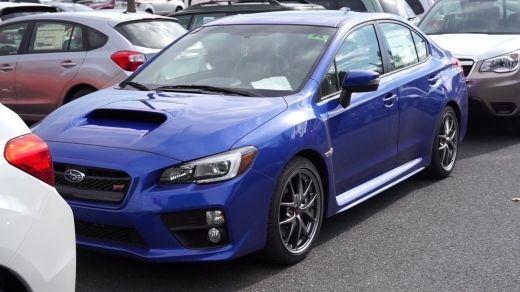 2017 Subaru WRX STI Limited Reviews