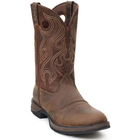 """Rebel by Durango - 12"""" Saddle Brown Western Boots - Style #DB5474 - Durango Boot Company"""