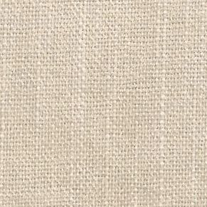 Plain Natural Flat-Weave Curtain and Upholstery Fabric | Swale Linen from Loome Fabrics