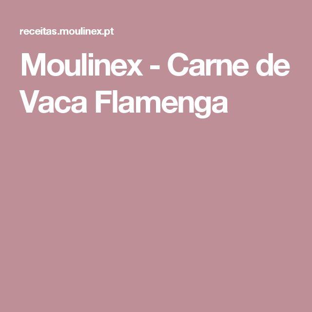 Moulinex - Carne de Vaca Flamenga