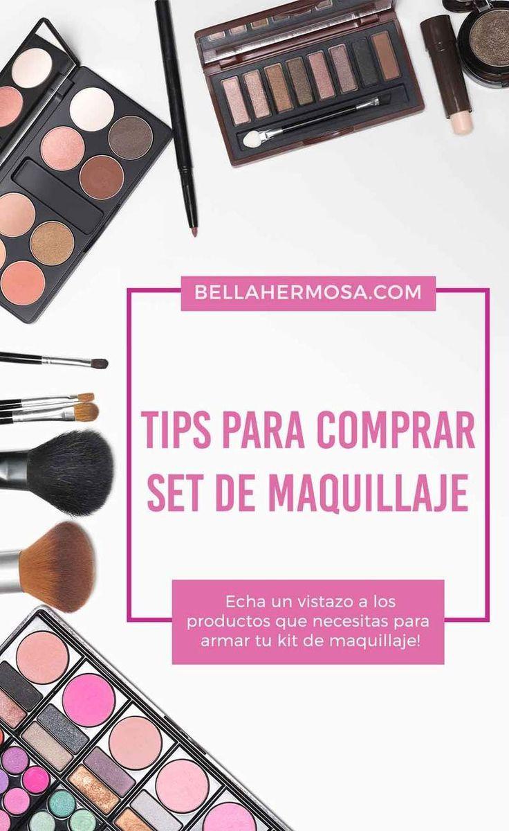 Tips para Comprar Set de Maquillaje - https://makeupaccesory.com/tips-para-comprar-set-de-maquillaje/