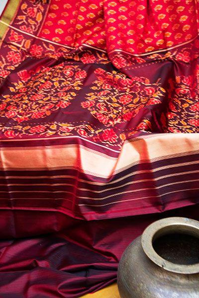 #Patola #Sarees #Festive #IndianEthnicWear