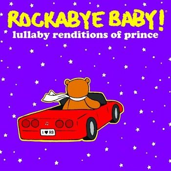 Prince Rock Lullaby CD