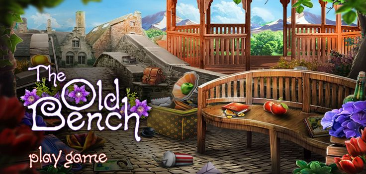 NEW FREE GAME just released! #hiddenobject #freegame #html5game #hiddenobjects Play 'The Old Bench' here ➡ http://www.hidden4fun.com/hidden-object-games/4181/The-Old-Bench.html