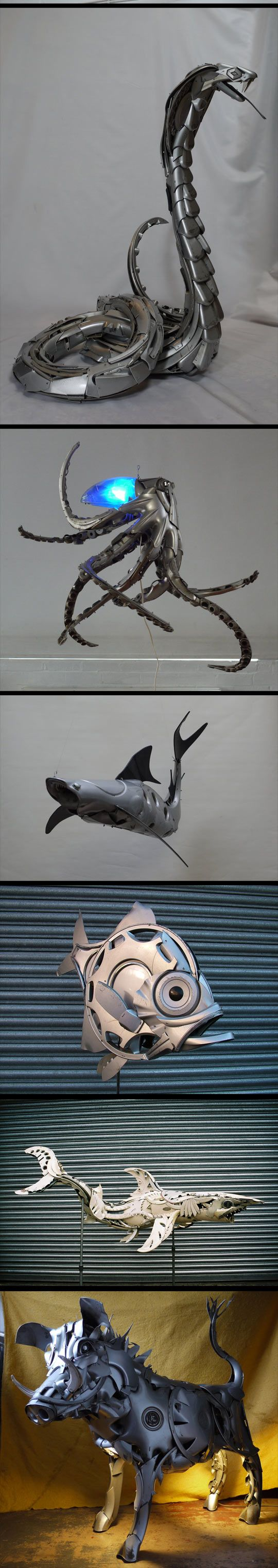 Amazing Sculptures