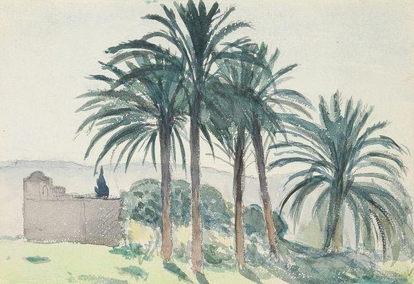 Albert Marquet - L'oasis