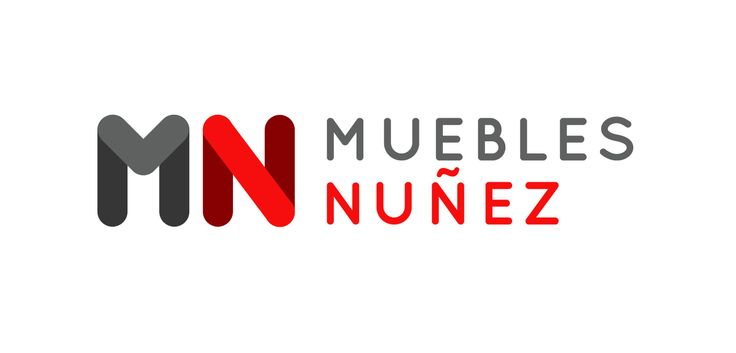 Logotipo de muebles nu ez empresa malague a logotipos for Empresas de muebles