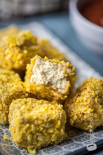 Nuggets di tofu