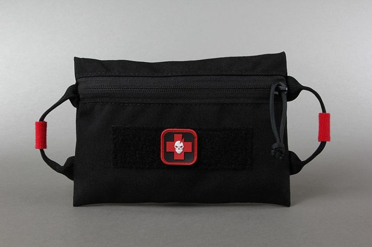 ITS Zip First Aid Medical Bag | ITS Tactical Store