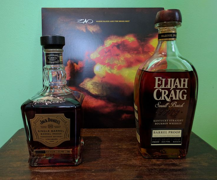 Reviews #3 & 4: Jack Daniels Single Barrel Barrel Proof vs. Elijah Craig Barrel Proof http://ift.tt/2hgZcGy