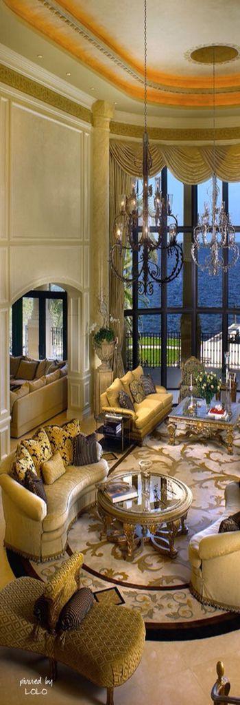 Luxury interior design #Luxurydotcom