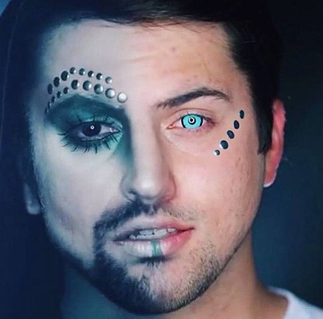 Daft Punk and Love Again mash up- Mitch Grassi!!! In love!!!!!