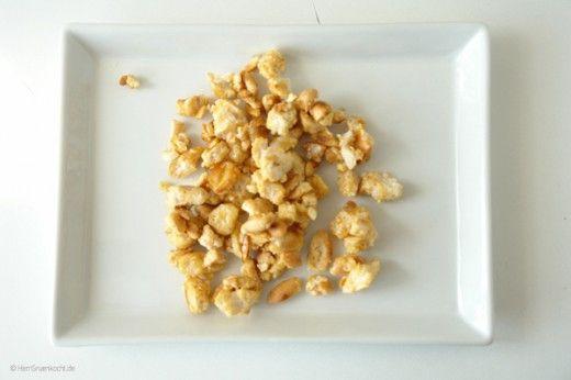 Erdnusskrokant selber herstellen  |