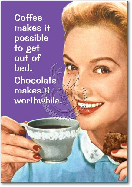 Chocolate Makes Worthwhile