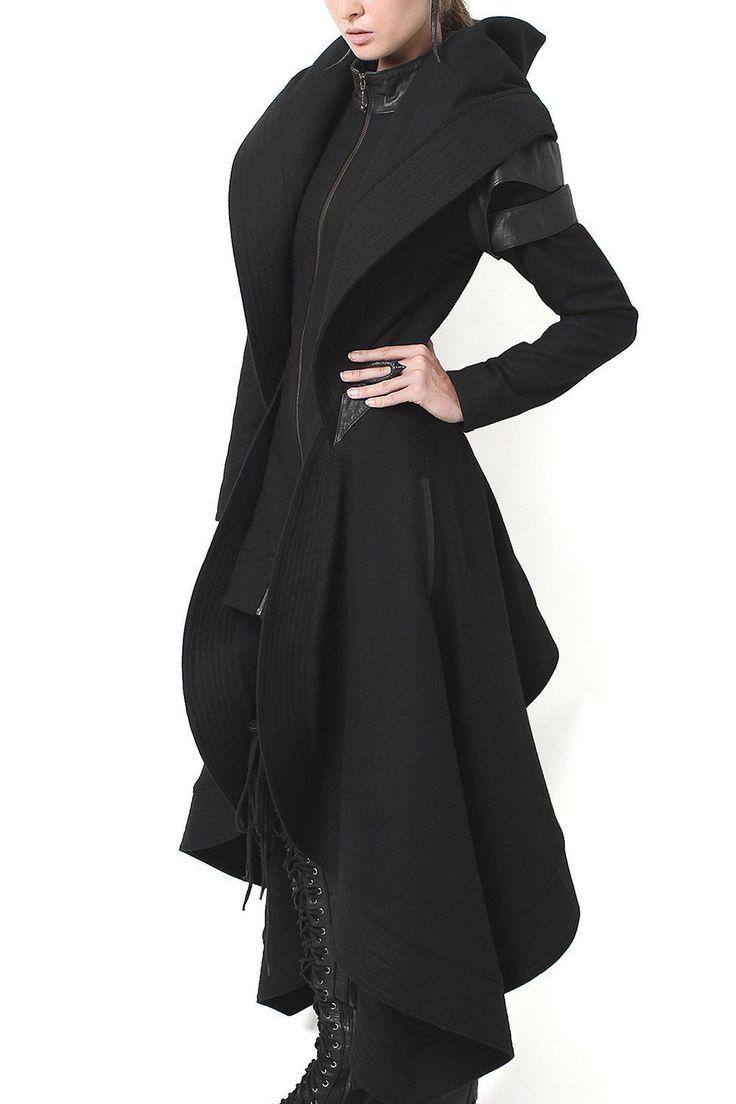 Five and Diamond Gelareh Designs Avant Long Coat / PRE-ORDER