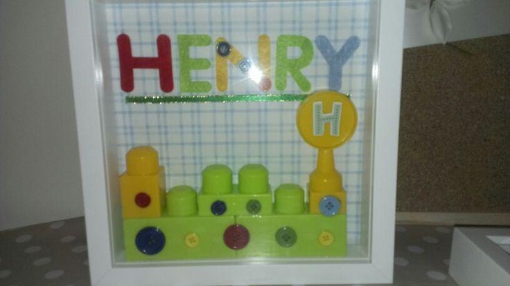 Lego frame-birth