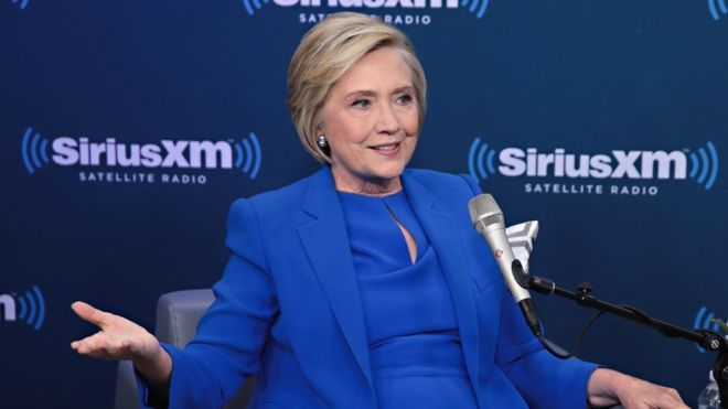 FOW 24 NEWS: Clinton: White House private emails 'height of hyp...