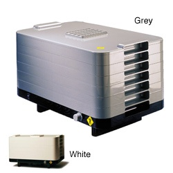 L'Equip Dehydrator  @Overstock - This large capacity L'Equip dehydrator has the capacity to do twelve trays at a time. This specialty kitchen appliance comes with six trays to begin quickly. This easy-to-operate machine is a breeze to clean and it gives consistent drying results.http://www.overstock.com/Home-Garden/LEquip-Dehydrator/6264844/product.html?CID=214117 $119.99