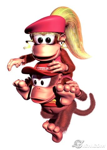 Diddy & Dixie Kong