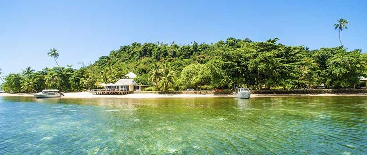 fiji holiday island accommodation