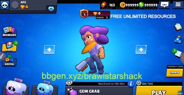 Brawl Stars Unlimited Resources Glitch 2020 Updated In 2020 Gem Online Free Gems Server Hacks