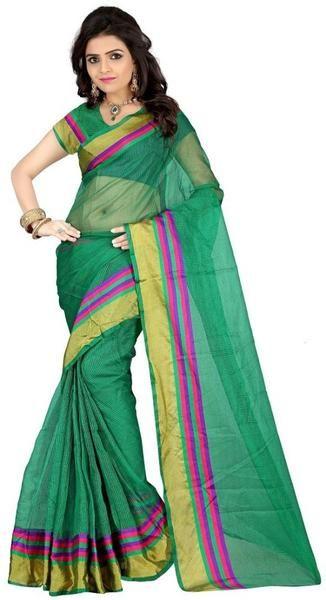 LadyIndia.com #Printed Sarees, Classy Tissue Silk Purple Saree For Women -Sari, Printed Sarees, Casual Saris, Silk Saree, https://ladyindia.com/collections/ethnic-wear/products/classy-tissue-silk-purple-saree-for-women-sari