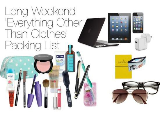 Long weekend packing list ~Lace and Buckles Blog ~ Extra Long Weekend Warm Winter Travel Packing List! - Lace and Buckles