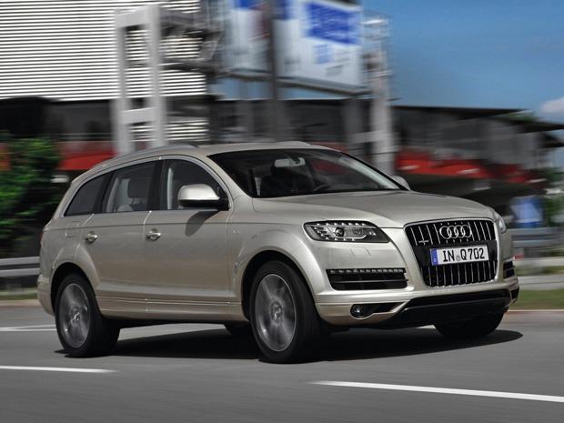 Audi q7 2016 fuel economy 14