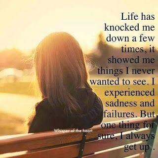 I always get up. #infertility