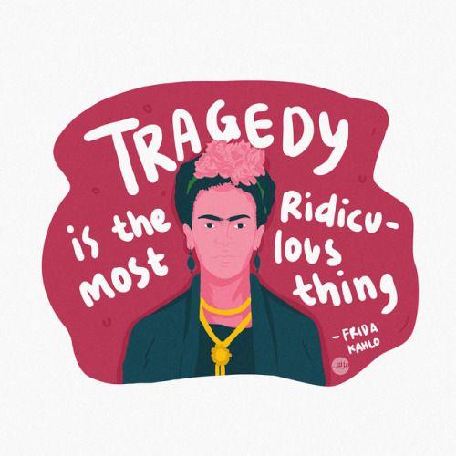 Frida Kahlo's quote