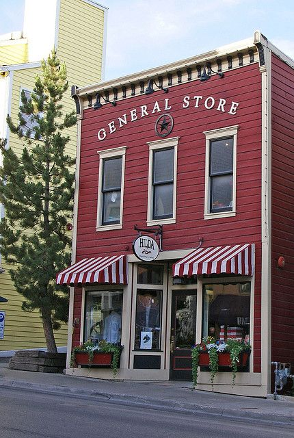 Utah~Park City Storefront 02 photo by Atelier Teee, via Flickr