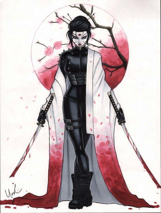 Right! good Perfect ninja girl fantasy