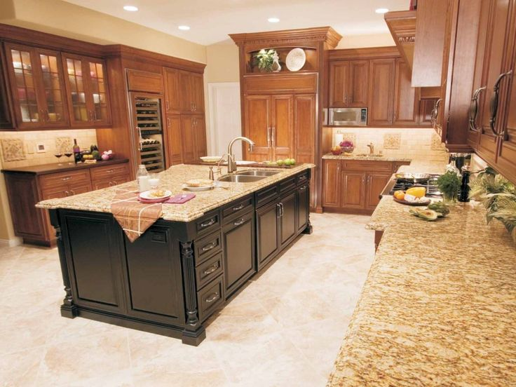 Restaurant Kitchen Island granite kitchen islands: pictures & ideas from hgtv | hgtv with