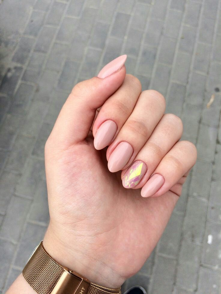 50 Stunning Designs For Almond Nails You Won't Resist Nail Idea 48