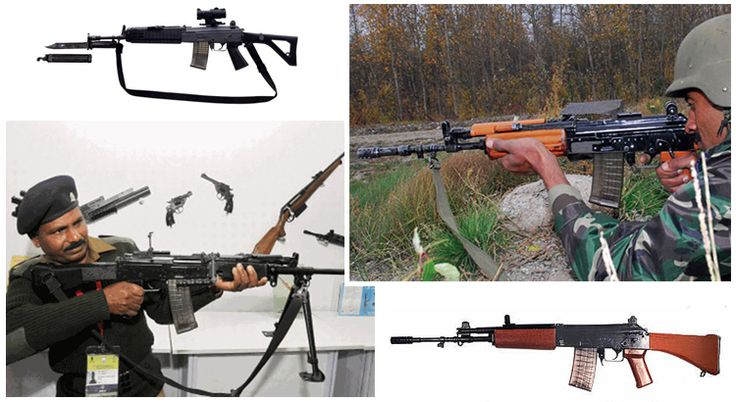 """The Indian Army will issue the less than satisfactory """"Excalibur"""" assault rifle to its jawans as an """"interim weapon"""" while it begins the tedious process of again trying to replace the unpopular INSAS assault rifle.  #Hindustan360 #Indian #Army #Excalibur #INSAS #Rifle http://hindustan360.in/indian-army-adopts-excalibur-as-interim-assault-rifle-replacing-insas-hindustan360/"""