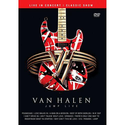 Uma das melhores bandas de Hard Rock da história, com a segunda formação que tinha Sammy Hagar no vocal e que por muitos é considerado o melhor vocalista que o Van Halen já teve aliado ao guitar hero Eddie Van Halen e uma cozinha com Alex Van Halen na bateria e Michael Anthonty no baixo,…