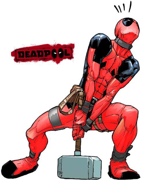 Deadpool Png by TheSuperiorXaviruiz.deviantart.com on @DeviantArt