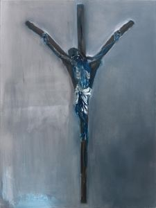 Marlene Dumas 2011 The Crucifix